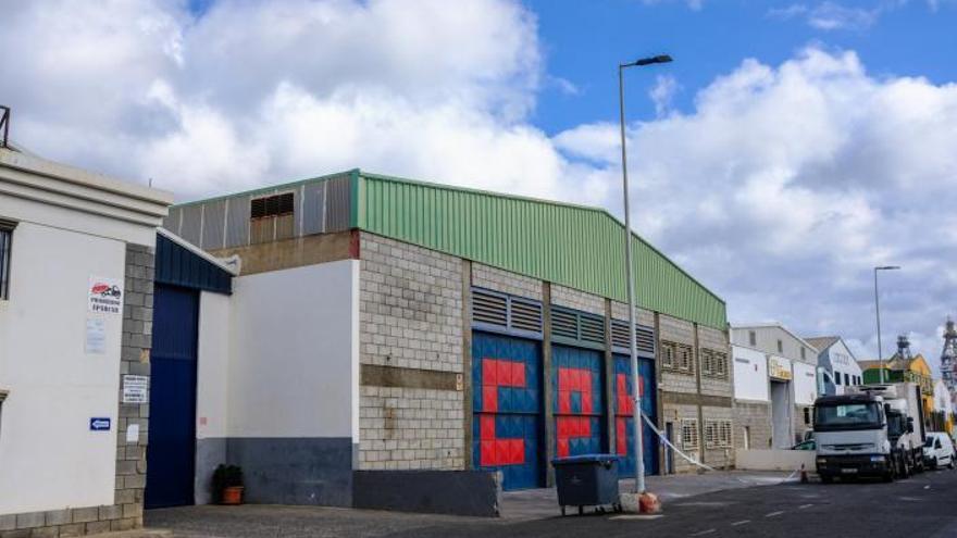 El Puerto de Las Palmas busca inquilinos para las cuatro últimas naves industriales disponibles