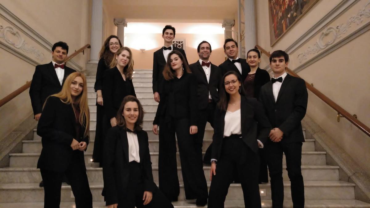 Estem d'Acords al concert d'any nou de Figueres.