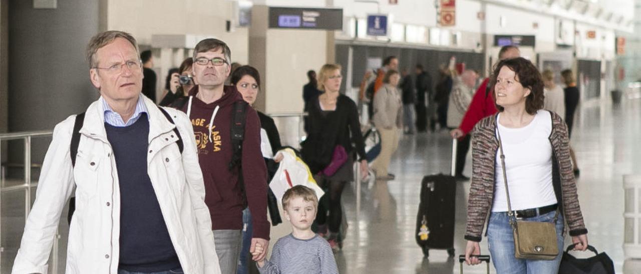Fuerteventura recibirá en verano 25.600 turistas alemanes cada semana