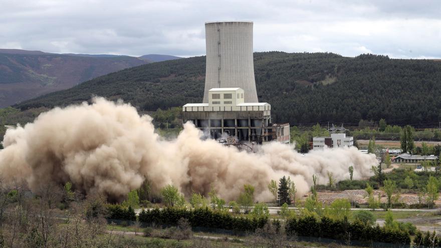 La reconversión de las térmicas sigue pendiente en Asturias y da empleo en otras comunidades
