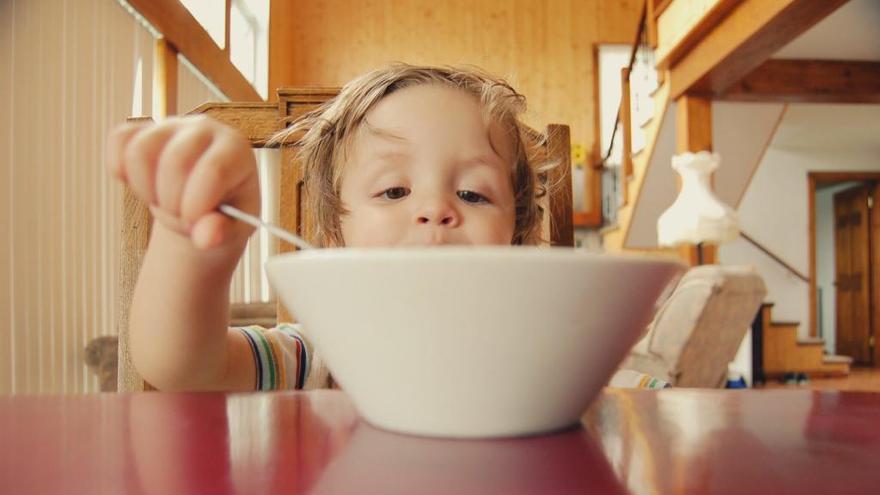 ¿Qué hacer si tenemos niños y adolescentes vegetarianos?