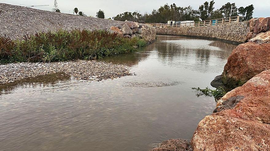 Los análisis descartan que los vertidos a la playa de Sagunt sean peligrosos