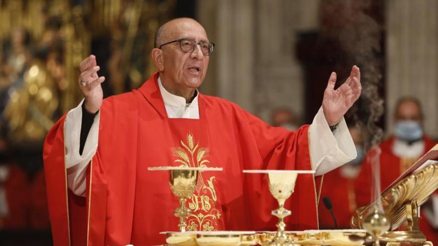 """Omella: """"El 1.200.º aniversario contribuirá a que la Catedral sea el centro de la Iglesia"""""""