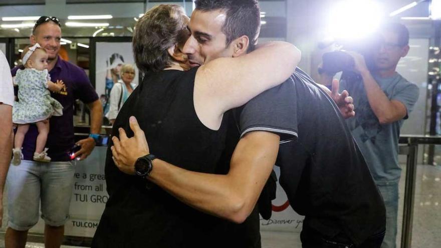 """Mario Mola: """"Es un premio y un reconocimiento a la temporada"""""""