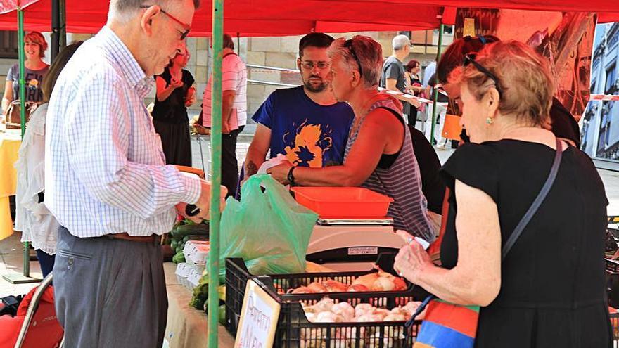 El Mercado Ecológico de Zamora regresa este sábado con todas las medidas de seguridad