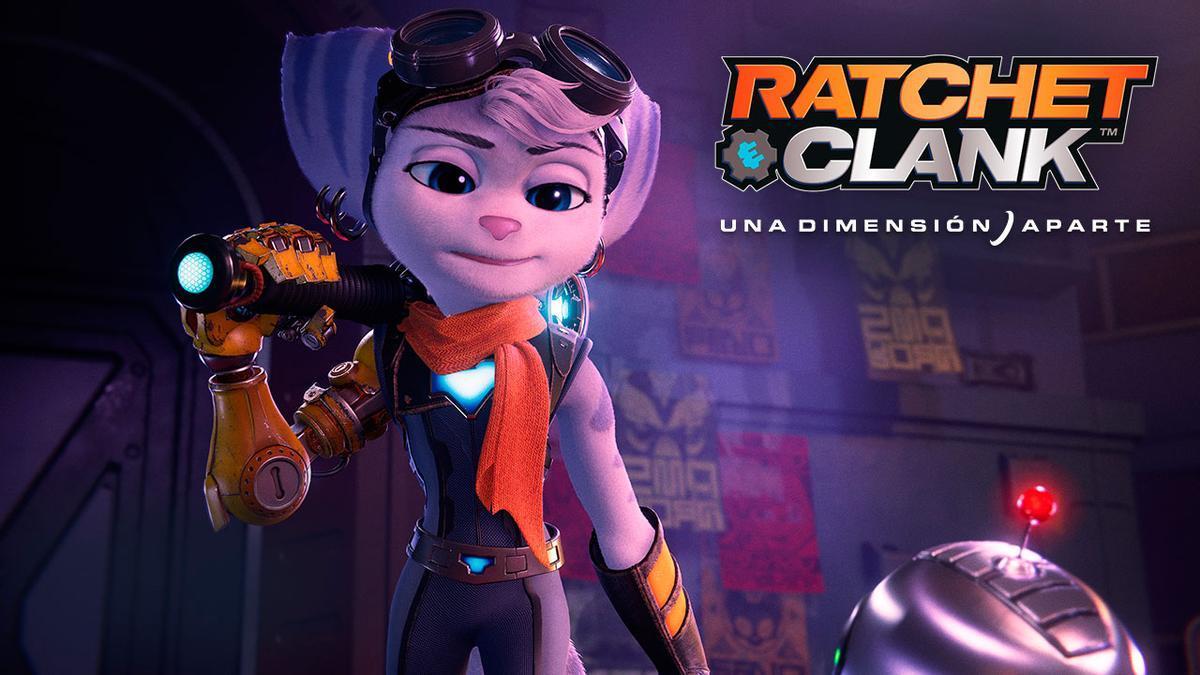 'Ratchet & Clank: Una Dimensión Aparte'.