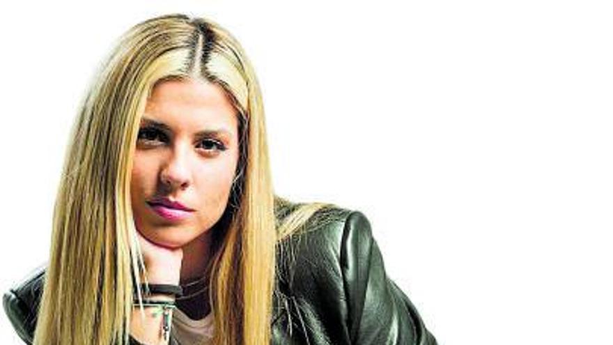 Miriam Rodríguez: «Parece que puedo con todo pero soy blandengue»