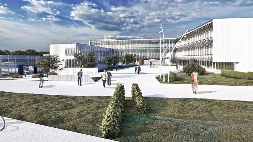 Las obras del centro de salud de Lalín darán comienzo en primavera y durarán 18 meses