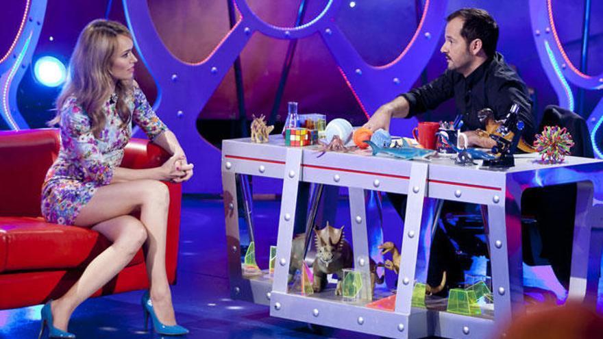 Patricia Conde y Ángel Martín trabajan ya en el nuevo 'Sé lo que hicisteis ...'