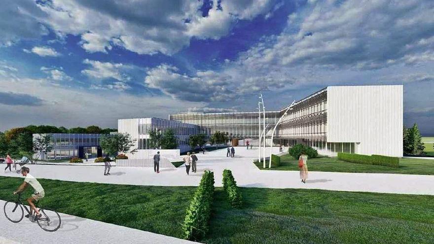 La Xunta licitará a finales de diciembre las obras del CIS por 9 millones de euros