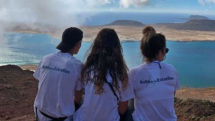 CajaCanarias premiará a 15 alumnos de Canarias con una 'Ruta de las estrellas'