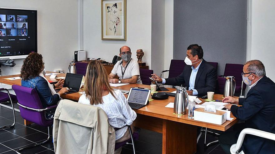 La ULPGC y la CCE cooperan en la formación e innovación del tejido empresarial