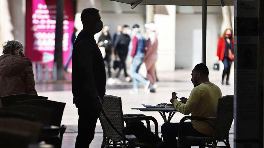 Casi toda Málaga está fuera de «riesgo extremo» pero las muertes no remiten