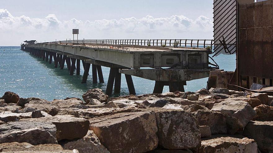 La Autoridad Portuaria se abre a conservar los pilotes del Pantalán