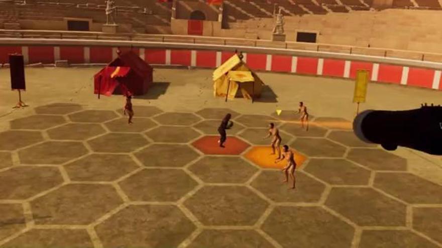 Els germans Roca, protagonistes d'un joc de realitat virtual