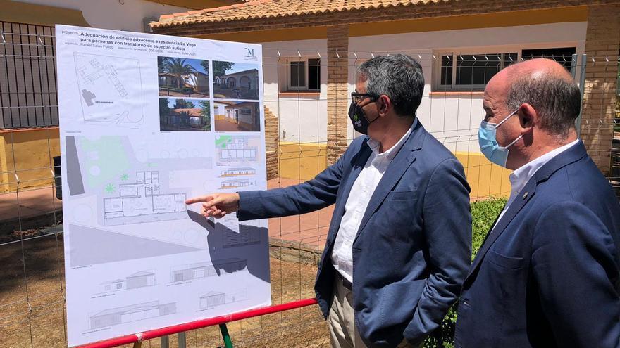 La Diputación prevé poner en marcha un centro de día en Antequera para personas con autismo a principios de año