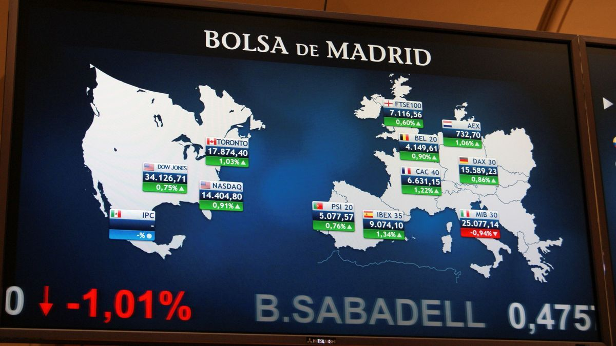 La Bolsa española sube el 0,27 % tras los nuevos máximos en Wall Street