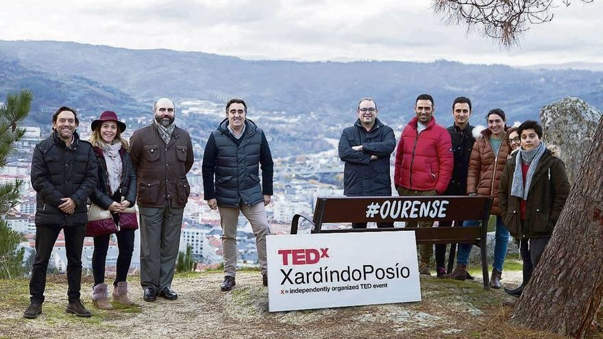 Superación personal o la realidad del cambio climático en el TEDxPosío de Ourense