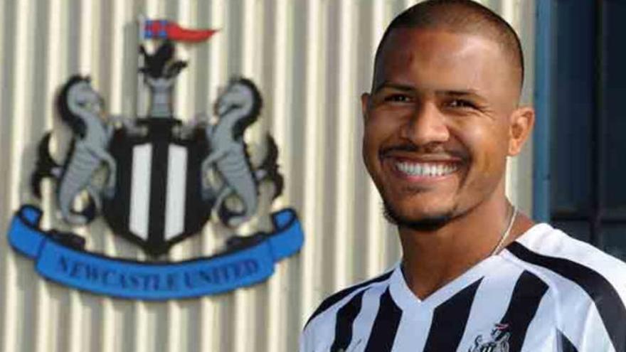 Rondón se va cedido al Newcastle y no deja dinero para la UD