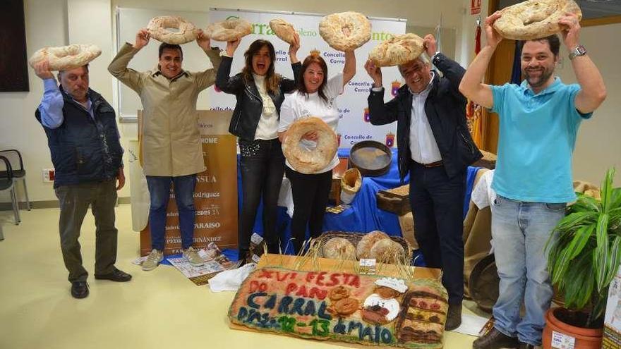 Carral celebra este fin de semana su Festa do Pan