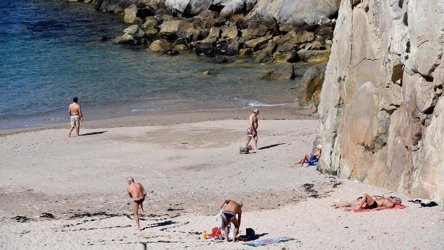El termómetro se desplomará hoy más de 12 grados en A Coruña y lloverá por la tarde