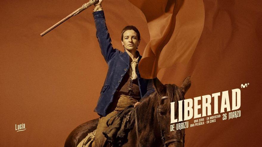 'Libertad' se estrenará el 26 de marzo en cines y en Movistar+