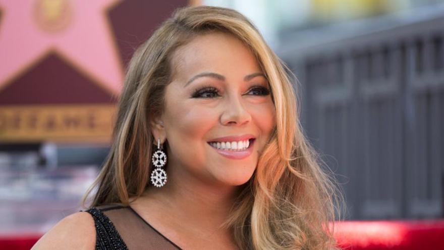 Mariah Carey 'da el cante' en un restaurante de Madrid