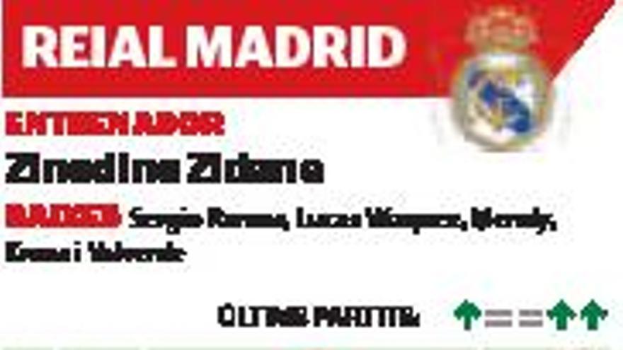 El Real Madrid, sin tregua antes de encarar un sueño
