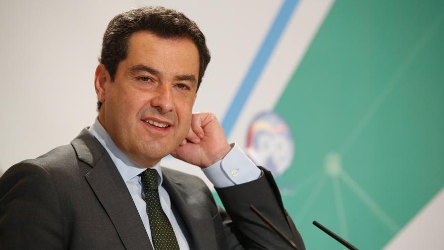 Juanma Moreno, único candidato a liderar el PP de Andalucía