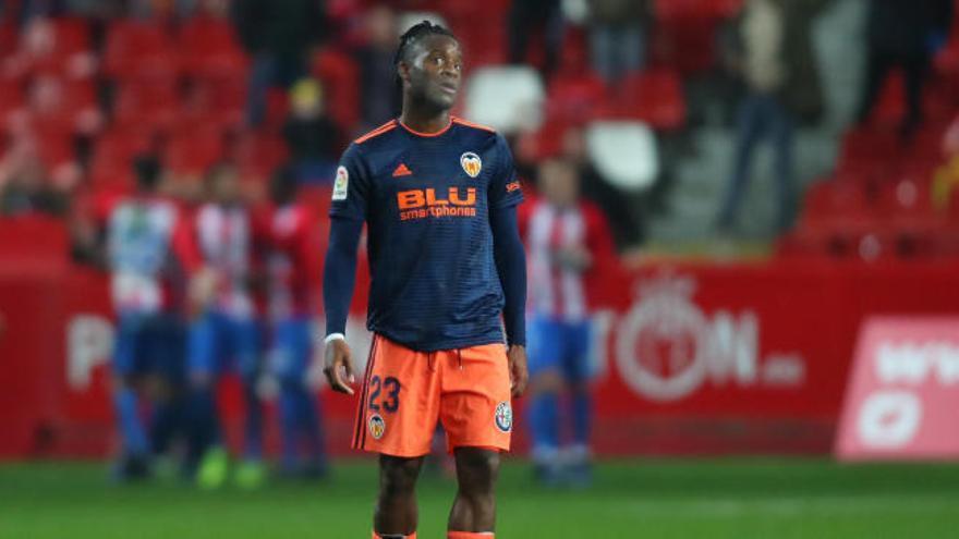 Alemany confirma que el Valencia CF le busca una salida a Batshuayi