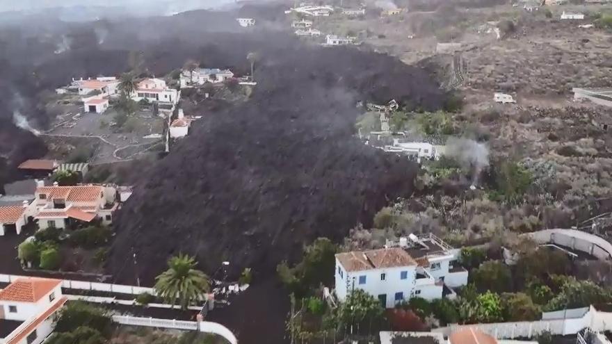 Lío jurídico por la futura calificación de los terrenos sepultados por la lava