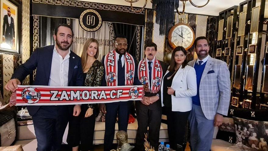 El Zamora CF se enfrentará a un combinado de estrellas de Primera División