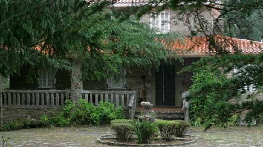 Arde la casa de Teo donde sucedió el crimen de Asunta Basterra