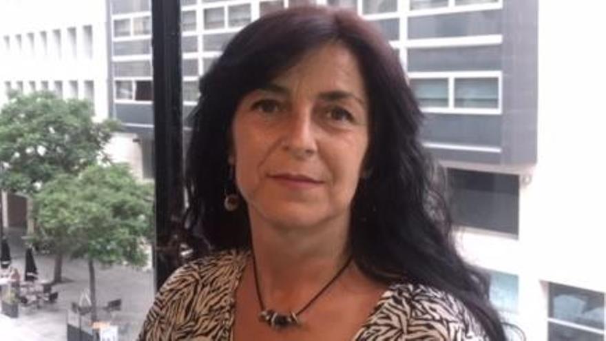 María Jesús Luna, responsable de Administración de Operinter.