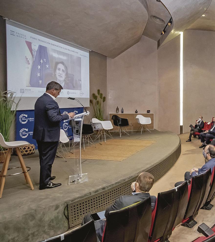 La transición energética en Balears a debate