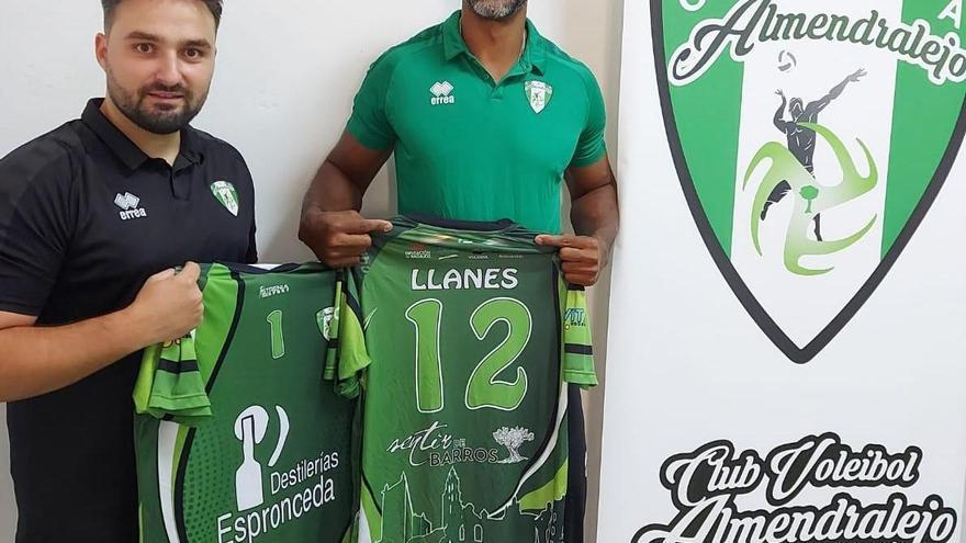 El Voleibol Almendralejo jugará el próximo año en la Primera Nacional