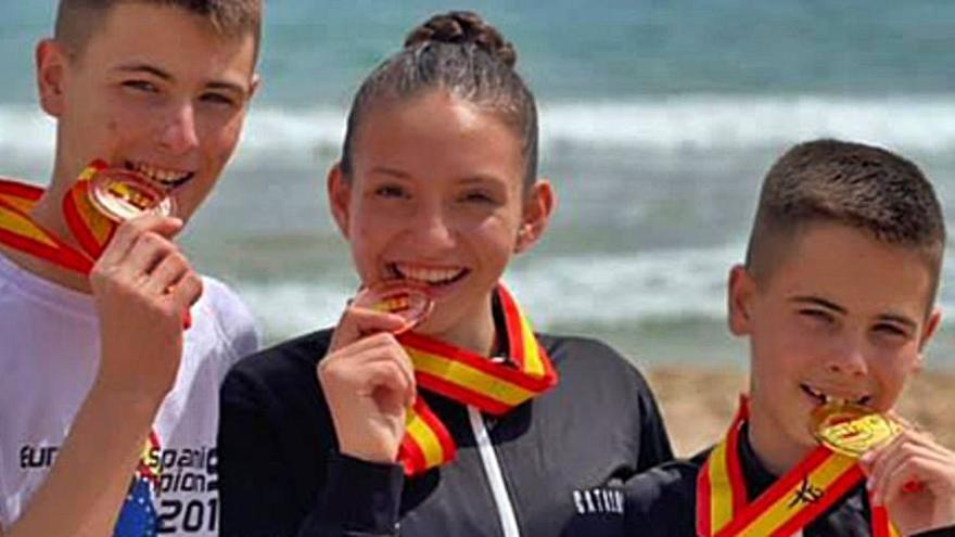 El sesrovirenc Guillem Bonilla guanya el Campionat d'Espanya de taekwondo