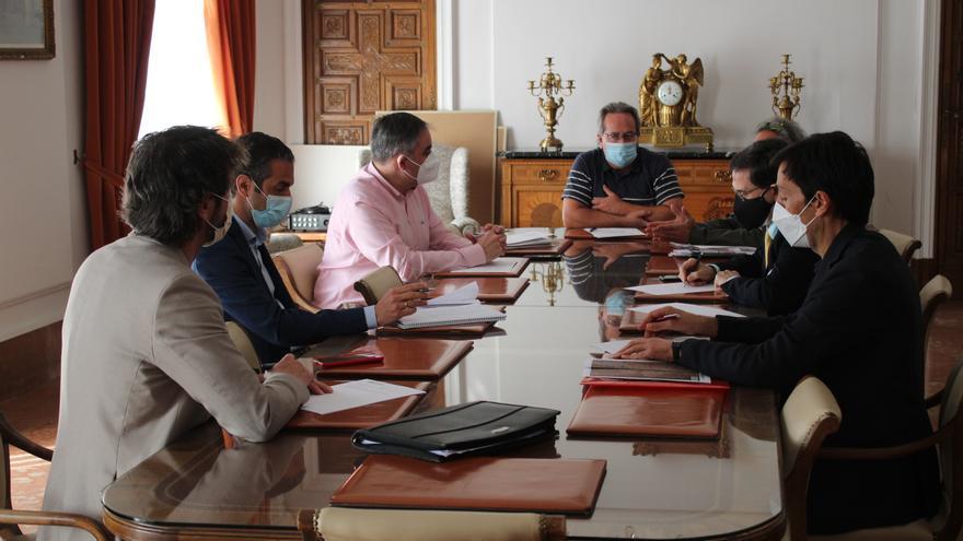 Ocho pueblos de Zamora recibirán el agua potable desde la capital