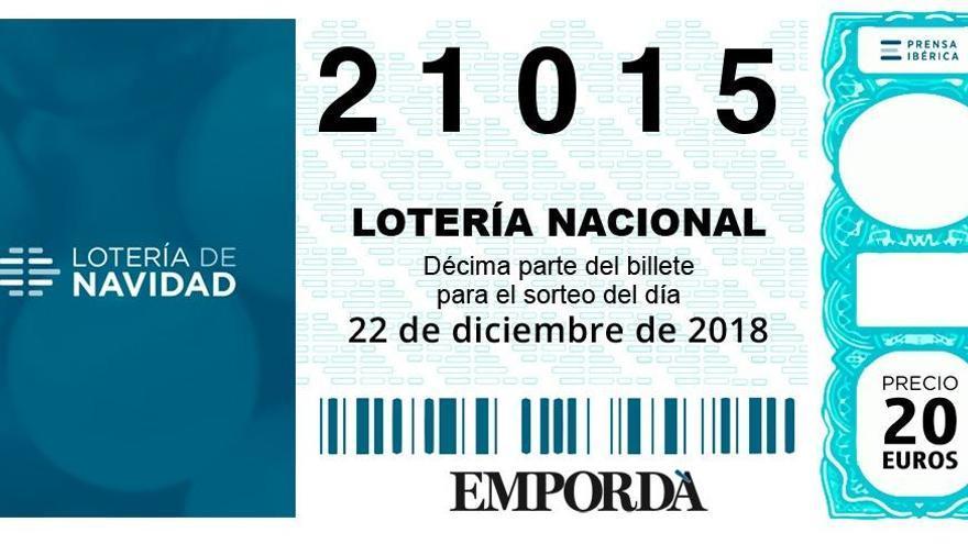 Un club de dansa de Cubelles reparteix 3.125.000 euros del segon premi