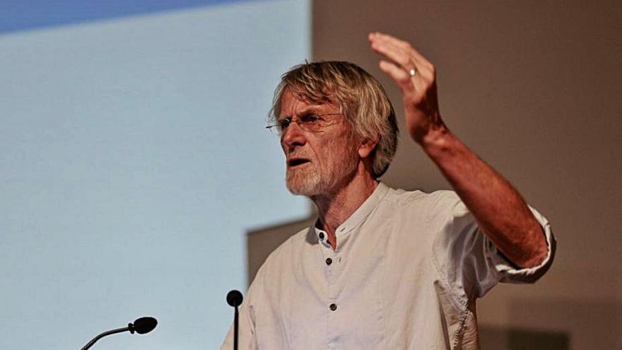 Van Parijs reflexionarà avui sobre «justícia lingüística» a La Mercè