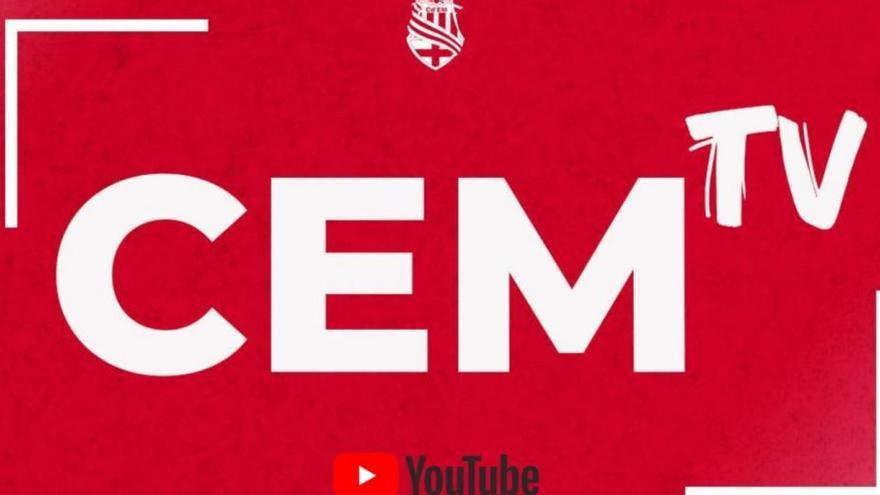 El CE Manresa oferirà demà en directe per YouTube el partit amb el San Cristróbal