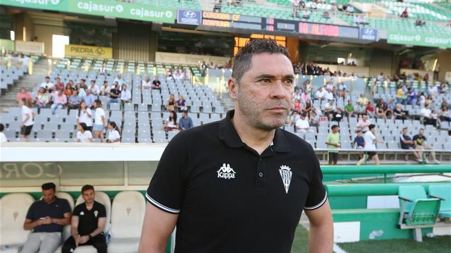 "Rafa Navarro: ""Al final incluso pudimos empatar"""