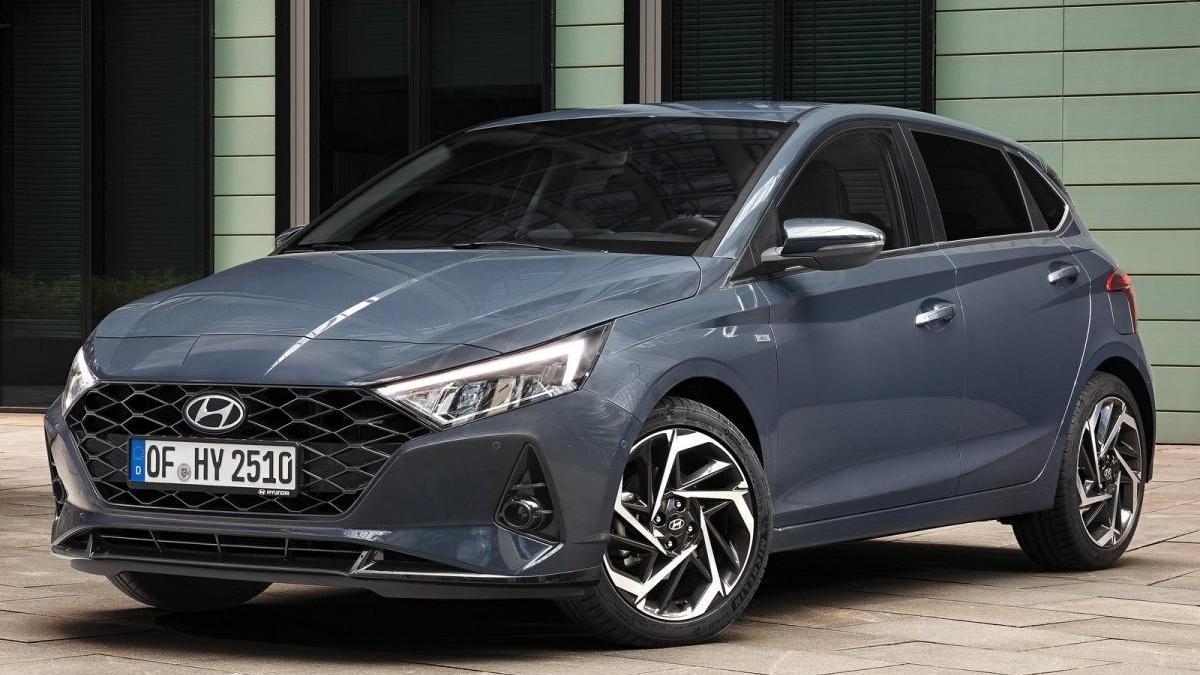 Prueba del Hyundai i20, la opción inteligente