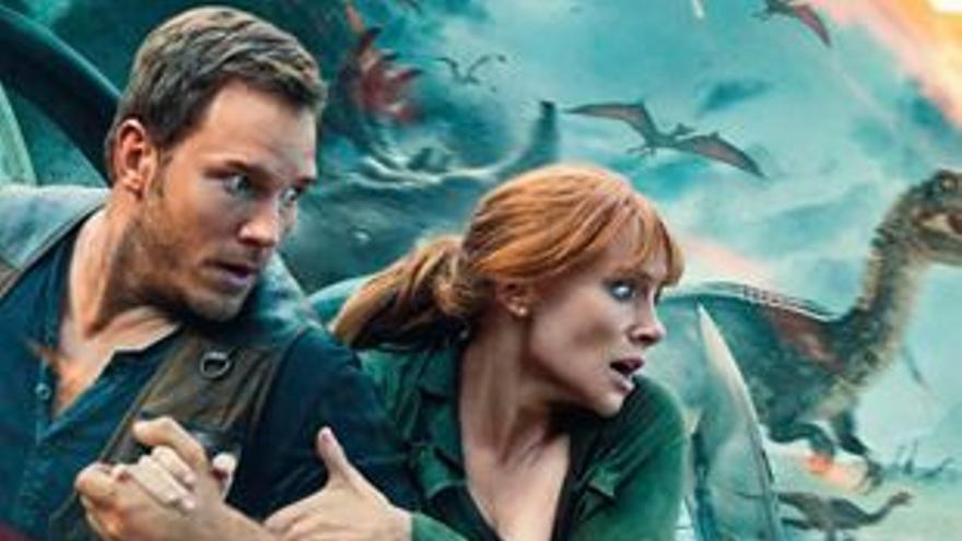 Cine de verano: Jurassic World: El reino caído
