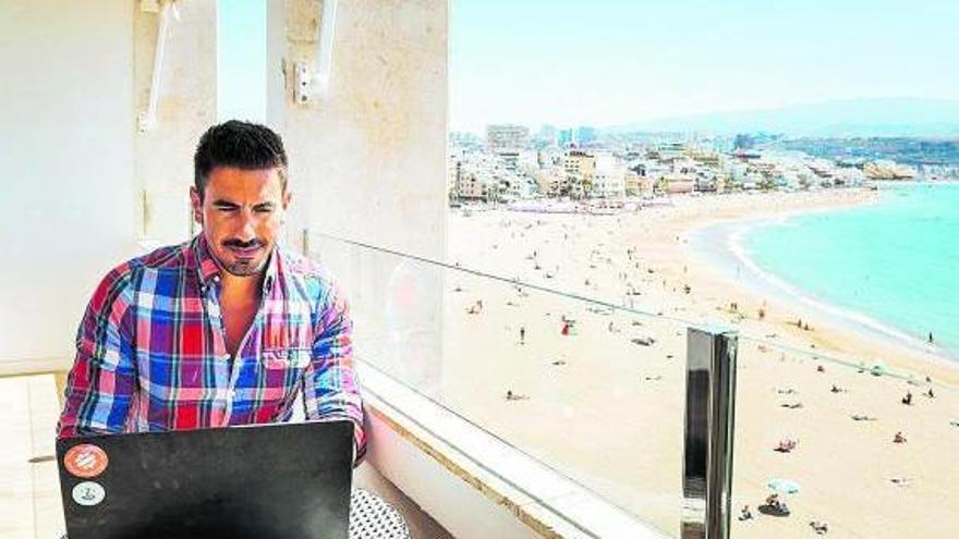 Los nómadas digitales adelantan  el paraíso que promete Calviño
