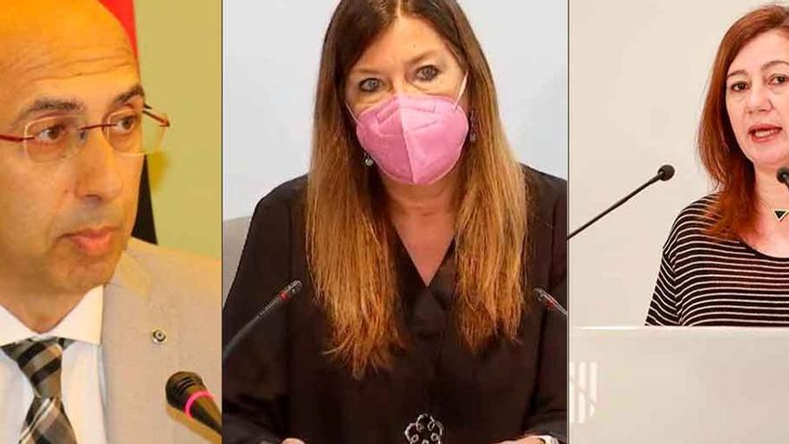 La investigación de Far lleva al Govern a publicar los cargos vacunados en la web de Transparencia
