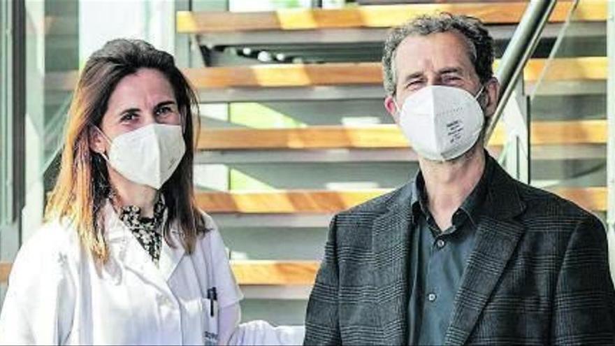 Un laboratorio a pedir de boca en la milla de la bata blanca de Oviedo