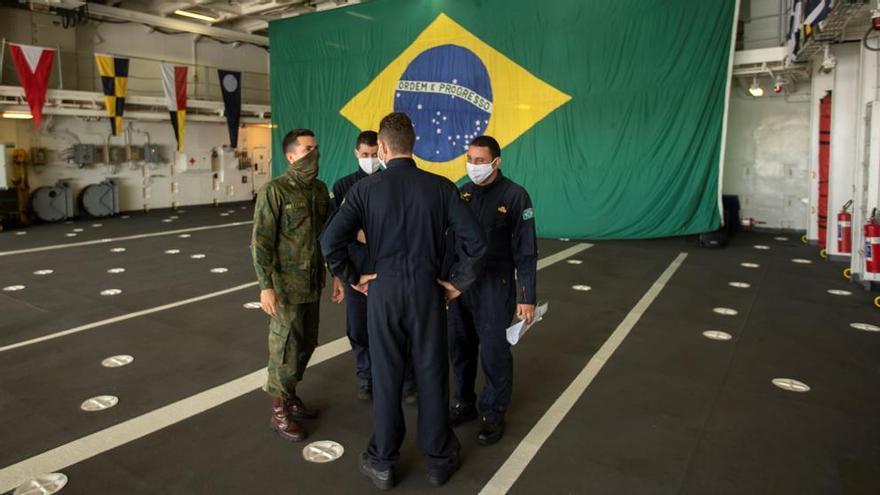 Detienen en Brasil a un narco valenciano buscado por la Interpol