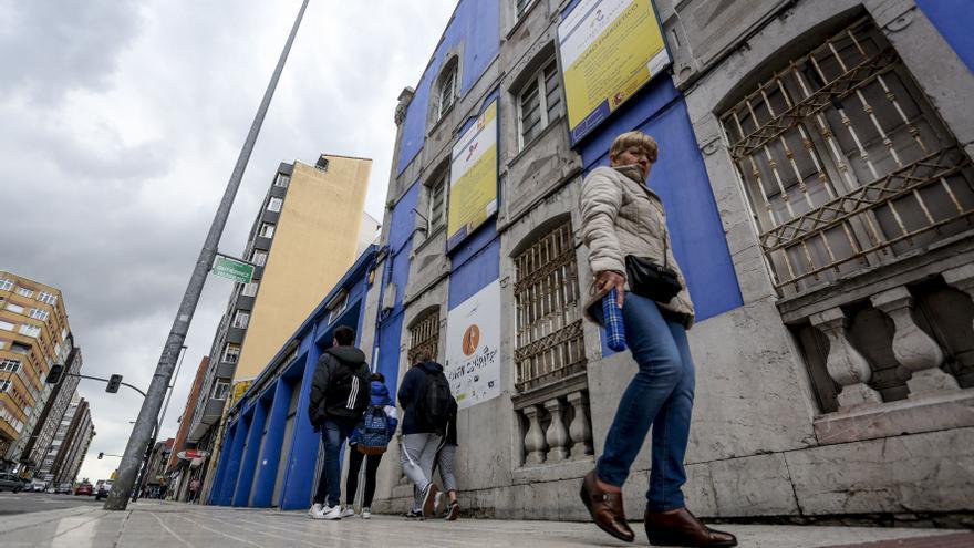 El centro ocupacional de la calle Gutiérrez Herrero tendrá nuevos espacios para talleres y aulas tras la reforma