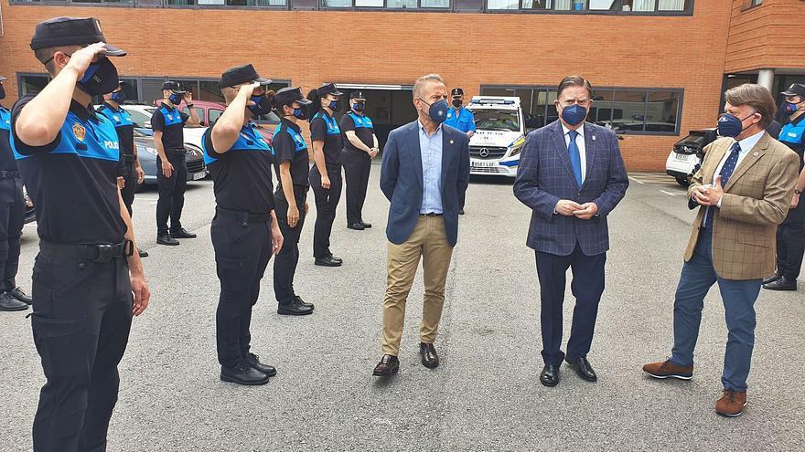 Oviedo redobla esfuerzos contra las noches locas:  los operativos especiales del Antiguo se amplían hasta las siete de la mañana
